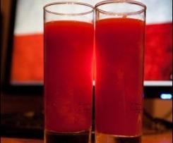 Czerwony paprykowy dopalacz