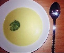 Brokułowa - zupa krem