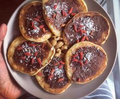 Pancakes z kaszy manny
