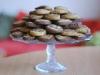 Kruche ciasteczka czekoladowo-waniliowe