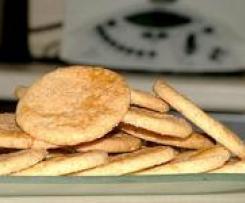 """Ciasteczka z kaszy manny - małe """"co nieco"""""""