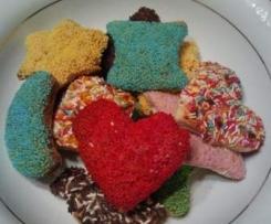 Kruche świąteczne ciasteczka