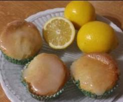 Muffinki Jogurtowo-Cytrynowe