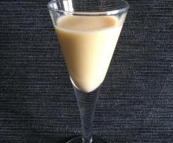 Likier jajeczny na mleku kokosowym