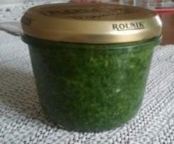 Pesto z selera