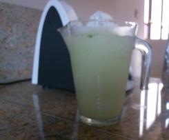 Lemoniada cytrynowo miętowa