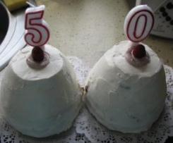 tort na okrągłą rocznicę