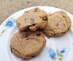 Chocolate chip cookies - ciasteczka z czekoladą
