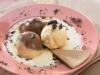 Lody czekoladowo-waniliowe