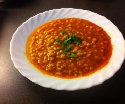 Zupa krem z pomidorów z zacierką