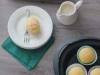 Babaczki cytrynowe na parze z sosem - Varoma