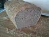 Chleb orkiszowo-żytni na wodzie po kiszonych ogórkach