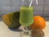 Shrek Smoothie (melon, kiwi, szpinak, pomarańcza)
