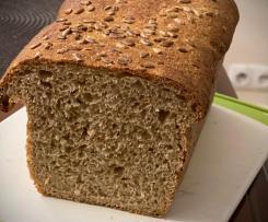 Chleb wiejski pszenno-żytni na drożdżach