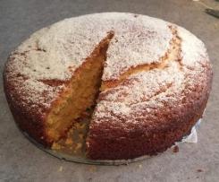 30 sekundowe super dobre i super wilgotne ciasto pomarańczowe