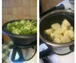 Kotlety / Krokiety z brokułów