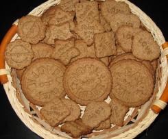 Razowe ciasteczka kardamonowo-cynamonowe :)