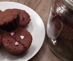 Chrupiące muffinki czkoladowe