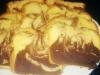 Babka Marmurkowa na majonezie w silikonowej formie