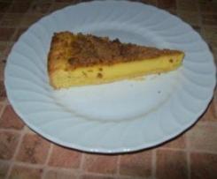 Tarta - krem i amaretti