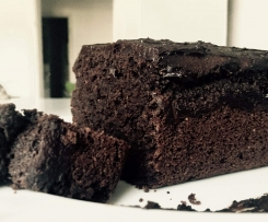 ciasto prawie ... czekoladowe (wegańskie/bezglutenowe)