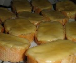 Bagietka czosnkowa z serem
