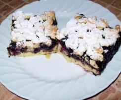 Ciasto lesniczego - cos slodszego do szkoly