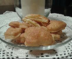 Cynamonowe chrupiące ciasteczka