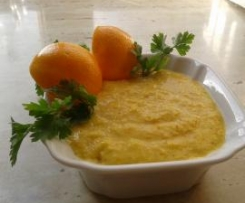 Sos pomarańczowo-imbirowy z curry