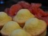 Magdalenki cytrynowe z migdałami