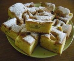 Ciasto majonezowe