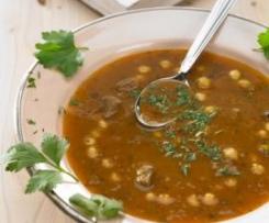 "Marokańska zupa ""Harira"""