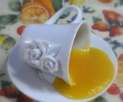 Dżem pomarańczowo-jabłkowy