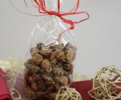 Świąteczne migdały w karmelu
