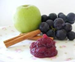 Dżem Winogronowo-Jabłkowy
