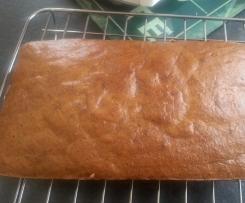 Szybki i mięciutki bananowy loaf
