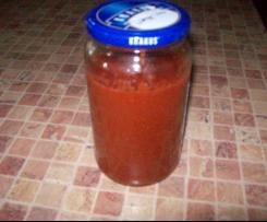 Konserwa pomidorowa ( gotowy sos pomidorowy)