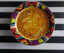 Zupa Dyniowa - bez laktozy, glutenu i wege