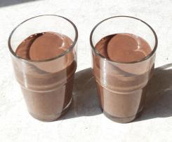 Deser czekoladowy CHIA pudding ekspresowy