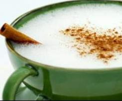 Kawa z cynamonem