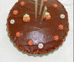 """Dietetyczny tort dla """"małych i dużych"""""""