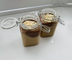 Jaglany deser Migdalowo-kakaowy inspirowany przez M&U