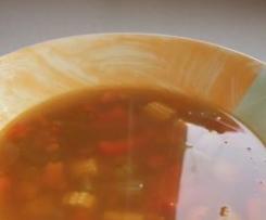 Zupa paprykowo-marchwiowa