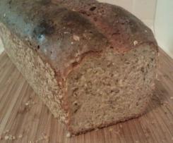 Szybki chleb domowy na kefirze