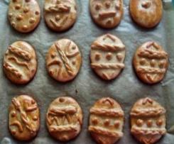 Ciasteczkowe pisanki