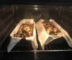 Wariant Chleb ze szpinakiem
