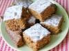Ciasto marchewkowe z kokosem i slonecznikiem