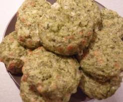 Kotlety ziemniaczano-szpinakowe :-)