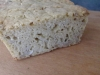 Chleb jaglano-gryczany (bezglutenowy)