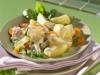 Warzywa w sosie holenderskim